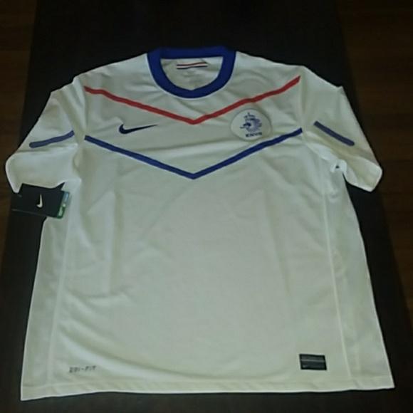 Holland (Netherlands) Soccer Jersey Away Colors bb03f38cb